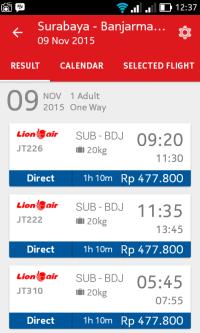 Aplikasi Airpaz dengan Pilihan Maskapai yang Banyak